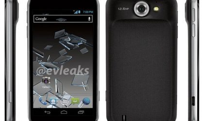 Sprint ZTE Flash Specs and Images leaked