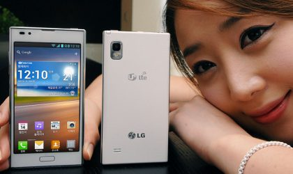 LG Optimus LTE 2 Jelly Bean Update leaked