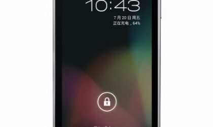 ZTE N880E is the first non-Nexus device running Android 4.2