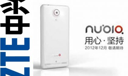ZTE launches Nubia brand for its high-end smartphones
