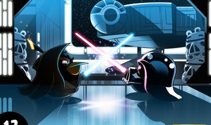 Another new Angry Birds Star Wars Trailor is online