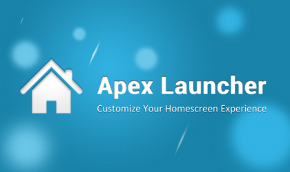 Apex Launcher for Android updated with Android 4.2 crash fix