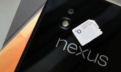 O2 UK Nexus 4 comes with SIM Unlocked
