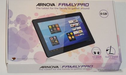 Archos Arnova 13.3″ Android tablet price set at 299 euros