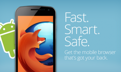 Firefox for Android adds support for phones with ARMv6 processors