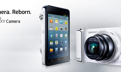 Samsung Galaxy Camera goes on sale in the UK