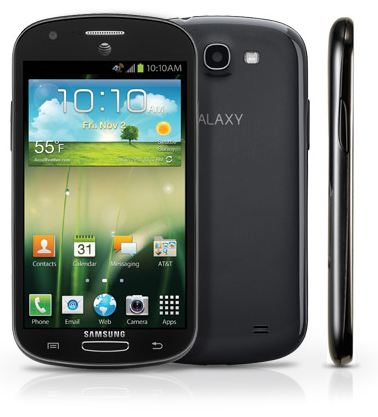AT&T launching Samsung Galaxy Express on November 16th, $100 on contract