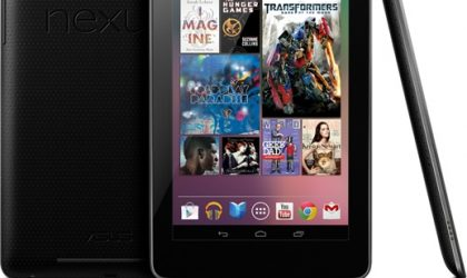 ASUS Nexus 7 Price confirmed for Italy for both 32 GB and 3G variants
