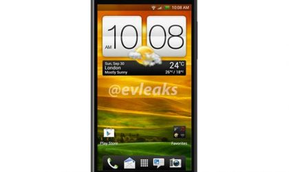 HTC Deluxe (DLX) picture leaks again in press shot