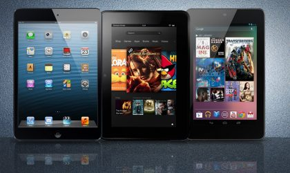 7-inch Android Tablets anticipated to grab 70% market share among all tablets except iPads