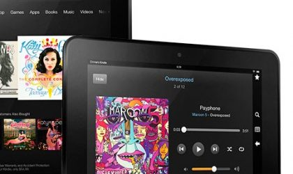 Kindle Fire HD 8.9″ source code released by Amazon