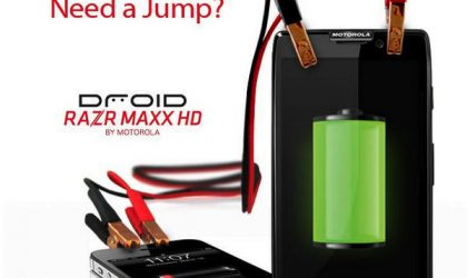 Motorola Droid RAZR Maxx HD goes through extensive battery life tests, and comes out a winner