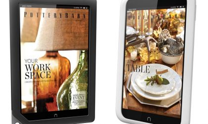 Barnes & Noble's Nook HD and HD+ go on sale in the UK