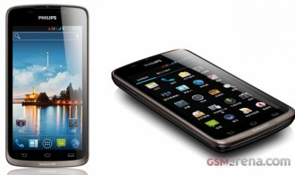 Dual SIM W832 Xenium announced by Philips, touts great battery life