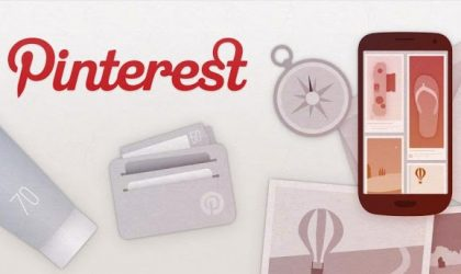 Pinterest Android app updated to allow up to 3 secret boards and report or block other users