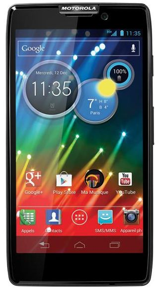 Motorola RAZR HD launched in Mexico exclusively with Telcel
