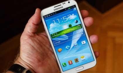Overclock Samsung Galaxy Note 2 to 1.8GHz with Note2Core kernel