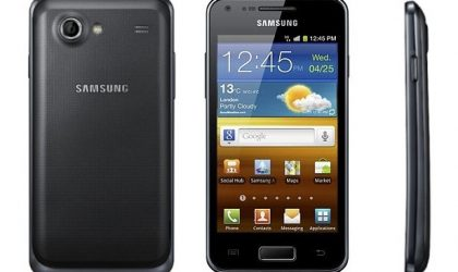 Samsung Galaxy S Advance gets fast-tracked. Getting Jelly Bean in January 2013.