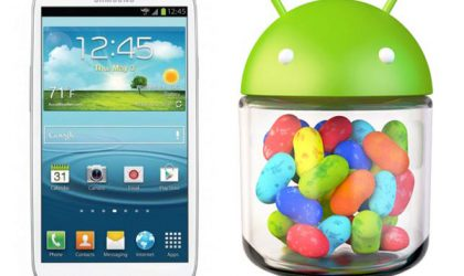 Vodafone Australia to roll out Jelly Bean update for Galaxy S3 on Monday
