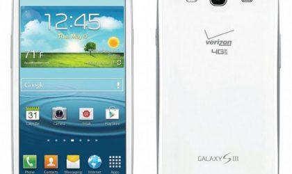 Verizon Galaxy S3 Custom ROM: Goodness Jelly Bean Edition