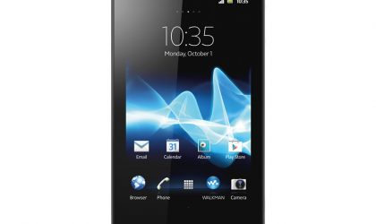 3 launches Sony Xperia J for price of £149 on PAYG and £13 on contract
