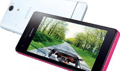 Sony Xperia VC specs and release date officially announced