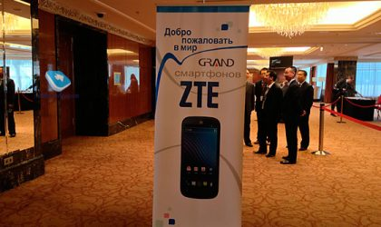ZTE announces new Android smartphones in Russia