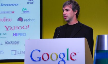 Larry Page interviewed, talks about Apple, Motorola Nexus, and the future