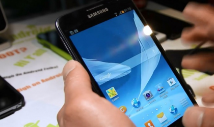 N7000BLS4TCE Android 4.1.2 Jelly Bean Update available for Galaxy Note N7000