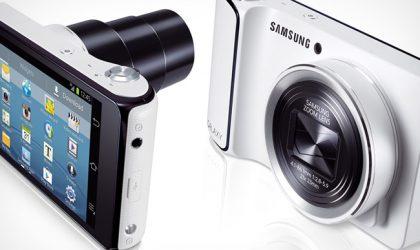 Samsung Galaxy Camera with 4G LTE headed towards Verizon.
