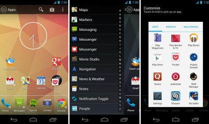 New home launcher app, Action Launcher Pro, released for Android