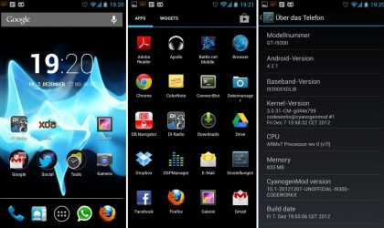 Galaxy Note 2 gets Android 4.2 based CyanogenMod 10.1 ROM
