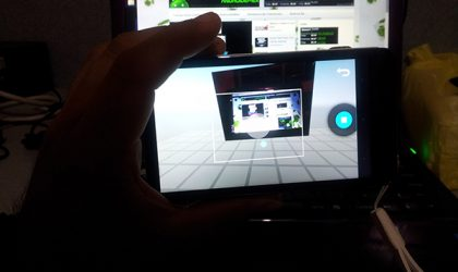 Android 4.2 Photo Sphere camera app ported for Samsung Galaxy Camera