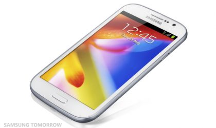 Galaxy Grand with 5-inch WVGA display announced by Samsung