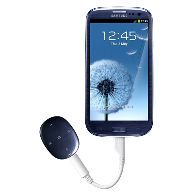 Galaxy Muse accessory for Galaxy S3 and Note 2 announced by Samsung, syncs music directly with phone