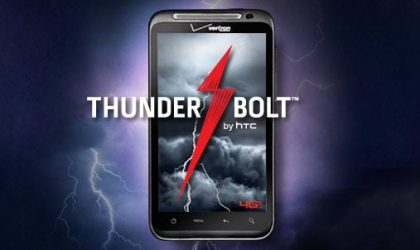 Android 4.0 ICS Update for HTC Thunderbolt coming soon, says HTC