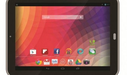 Karbonn launches Smart Tab 10 for INR 10,490 in India, runs on Android 4.1