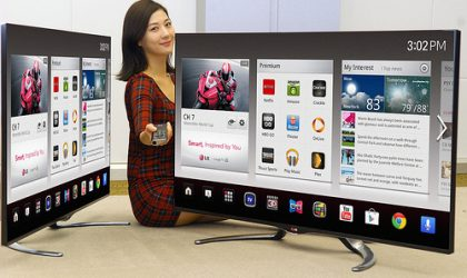 LG Google TVs, with Google TV 3.0, scheduled for first half of 2013