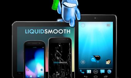 Nexus 4 Custom ROM: LiquidSmooth