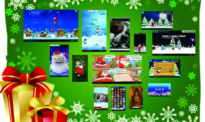 Celebrate Christmas with Santa Claus on Android