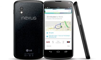 Nexus 4 Factory Images Pulled from Google Servers