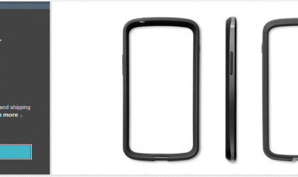 Nexus 4 bumpers back in stock in US Play Store, get yours before it sells out