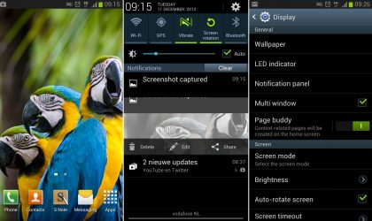 N7100XXDLL4 – Android 4.1.2 update for Galaxy Note 2 in France and India