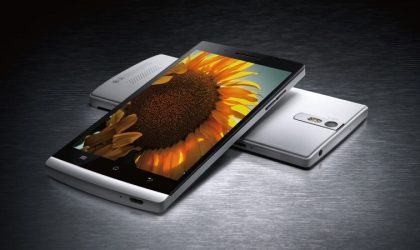 Oppo Find 5 finally launched, even better than it was expected to be