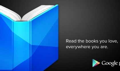 Google Play Books gets New Features: Read Aloud and Double Tap Zoom