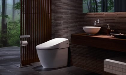 Satis Toilet by Lixil comes with an Android App!
