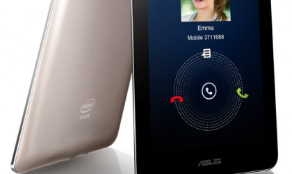 ASUS announces FonePad: Intel-powered 7-inch Android tablet with phone capability