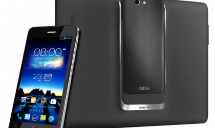 ASUS PadFone Infinity announced – 1080p display, Snapdragon 600 processor, and steep €999 price tag