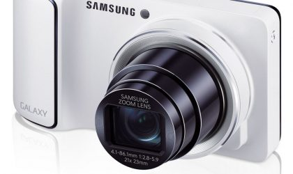 Samsung unleashes Wi-Fi-only variant of Galaxy Camera