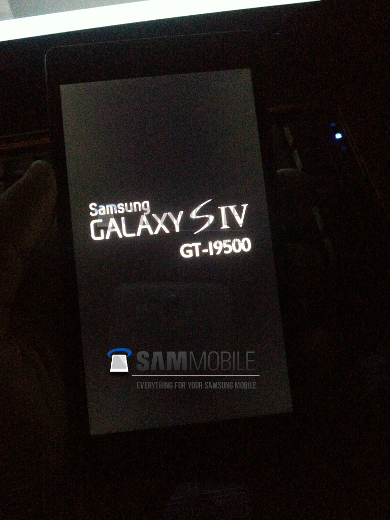 Rumor Samsung Galaxy S4 May Not Use Super Amoled Display Or Exynos I9500 New All Black Processor